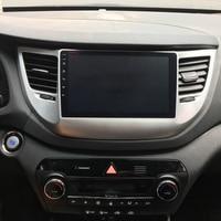 9 Android 8.1 Car DVD Player GPS for Hyundai Tucson/IX35 2015 2016 2017 audio car radio stereo navigator bluetooth wifi