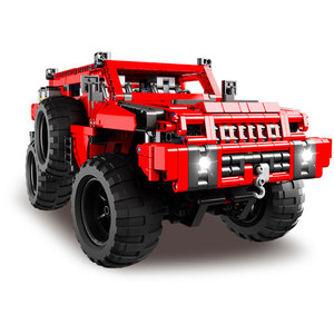 Image 5 - Teknik MOC serisi Marauder araç seti yapı taşları eğitici oyuncaklar çocuklar için Model hediye ile uyumlu Lepining tuğla