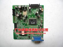 Free shipping LCD72V driver board 715G1350-3-GM motherboard decoder board