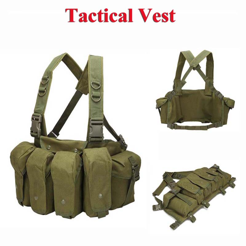 Camouflage Tactical Vest Military Army Combat Airsoft Protective Vest Outdoor Hunting Training Vest CS Paintball Accessories new tactical training gloves half finger army combat military gloves for outdoor sport hunt bicycle cs paintball
