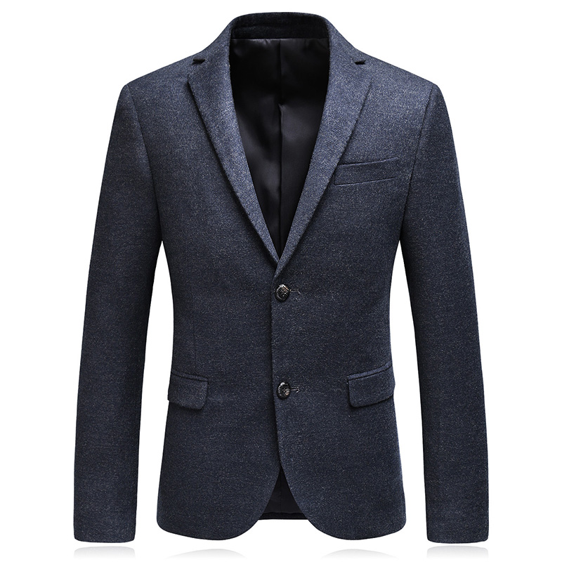 2019 Autumn New Style Suit Men s Business Casual Blazers Men Single Breasted Coat Jacket Classic