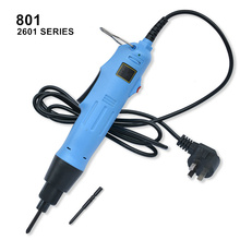 220-240v electric screwdriver straigh plug variable speed torque adjust high quality motor gear suit 1.6-5mm screw model 801