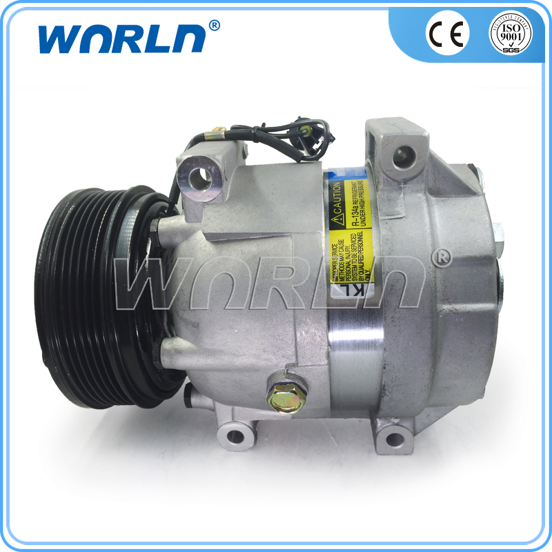 Compressore Auto di CA per Daewoo Ssangyong Rexton 2.6 2.8 3.1 2002-2014 6611304415/6611304915/6651305011/6611305011