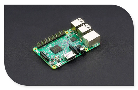 Modules  New Original Raspberry Pi 3 Model B Development Board, BCM2837 1G 64-bit quad-core ARM 1.2 GHz with WiFi & Bluetooth