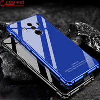 For HUAWEI Mate 10 Pro Case Cover Original Aluminum Metal Cover Heavy Duty Protection Shockproof For