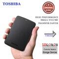 """Toshiba canvio basics hdd de 2.5 """"usb 3.0 disco rígido externo Portátil 2 tb 1 tb hard disk drive dispositivo de armazenamento para o Desktop Laptop"""