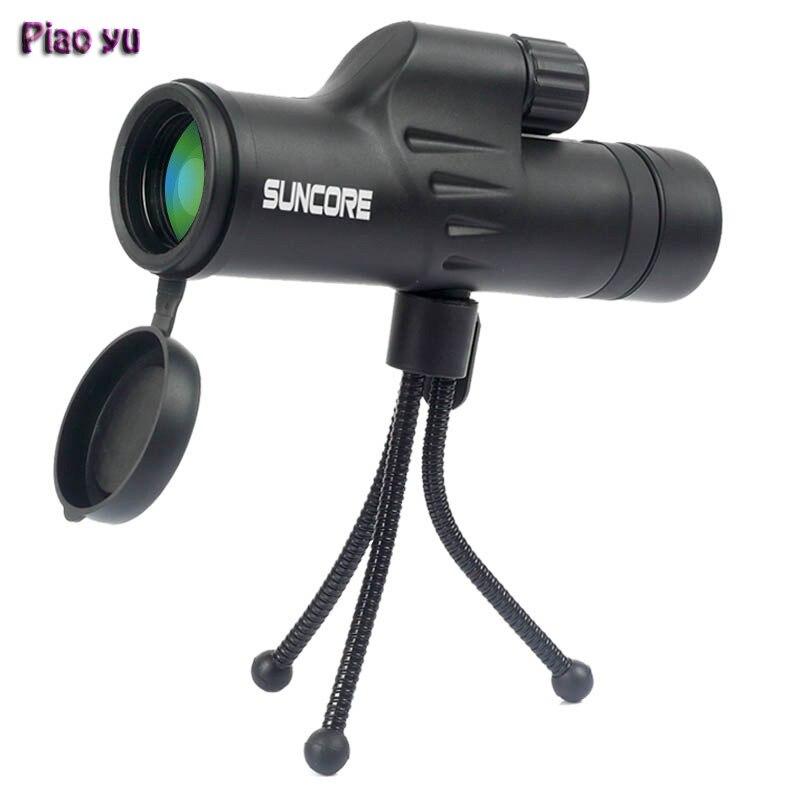 Original Piao Yu 8X30 Monocular of High Power Pocket Telescope Night Vision large Eyepiece Zoom Best Outdoor Spotting Scope 16x52 telescope high power hd night vision telescope eyepiece