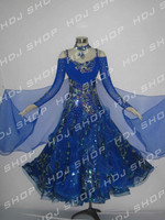 ballroom dance dress HM8659