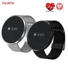 M88S Смарт-часы браслет OLED Сенсорный экран крови Давление сердечного ритма спортивные Водонепроницаемый погоды Смарт группы браслет износа устройства