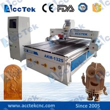 1300*2500mm  3d woodworking machine/wood cnc carving machine/cheap cnc wood carving machine