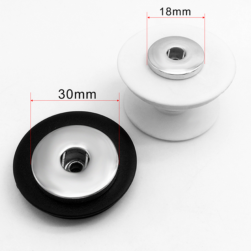 MF565   18mm   30mm    snap button jewelry     DIY   phone holder snap button jewelry