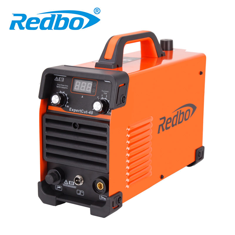 REDBO CUT/LGK-40 220V 40AMP plasma cutter inverter cutting machine inverter plasma welding machine Price $360.00