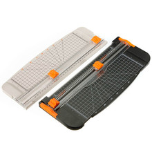 New Useful A4 Guillotine Ruler Photo Paper Label Cutter Trimmer Multifunctional Cutting Machine Craft Paper Tool