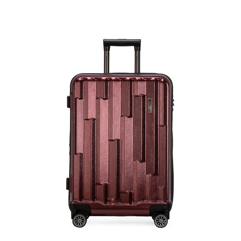 Daycrown 100% PC Suitcase Carry on Spinner Wheel Travel Luggage 20/24/28Zipper box отвертка аккумуляторная einhell te sd 3 6 1 3 6в li ion 1 5ач
