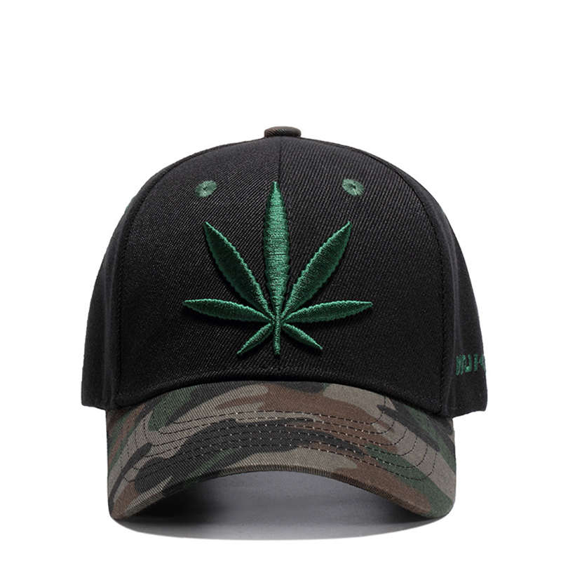 2019 New Cartoon  Embroidery Baseball Cap European American Ma Ye Hip-hop Caps Street Fashion Daddy Hat Outdoor Adjustable Sun H