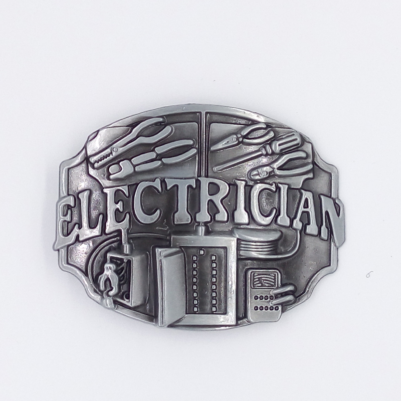 Electrician Belt Bluckle
