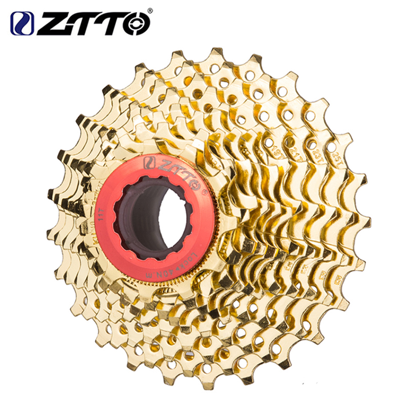 ZTTO Road Bike 11 Speed Cassette 11 25t Sprocket Bicycle Freewheel Bike Flywheel for Shimano 105