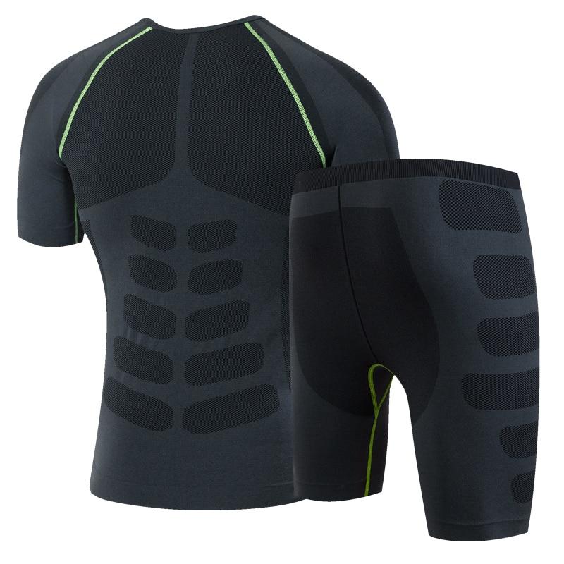 Нови компресионни комплекти за мъже - Спортно облекло и аксесоари - Снимка 5