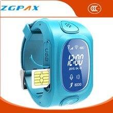 Y3 GPS Uhr für Kinder tragbare Geräte Kind Gps-tracking-gerät Blau jungen Mädchen Kinder Uhren für Digitale Smartwatch-uhr-neue SIM