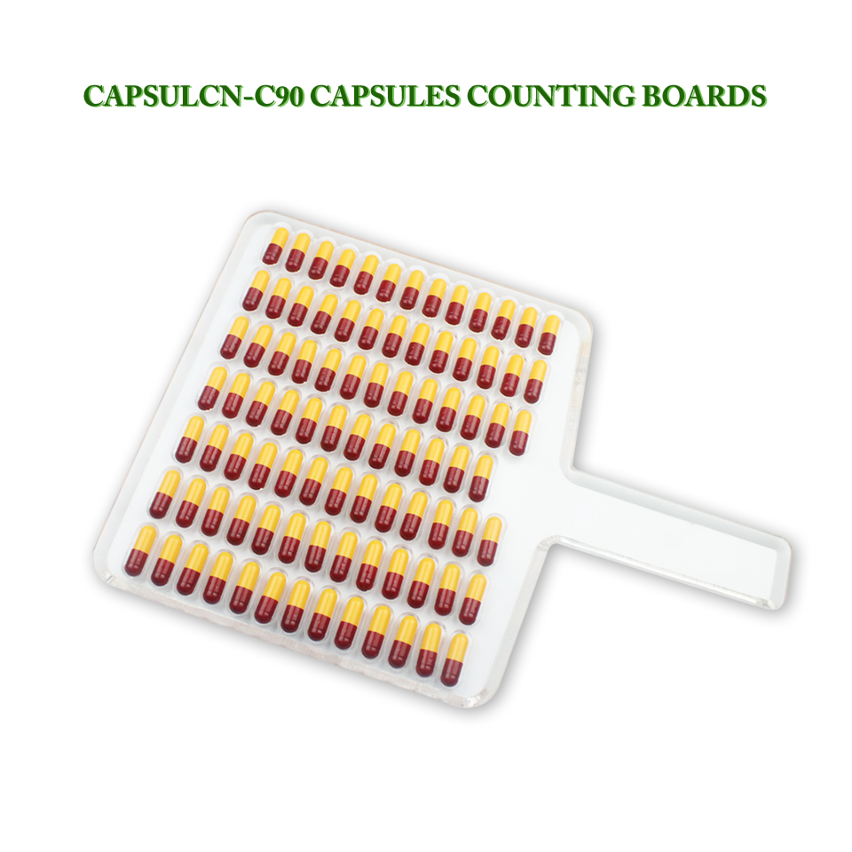 CN-90C Manual Tablet Counter/Pill Counter/Capsule Counter Board (Size 5-000) cheerway customer counter people counter visitor counter