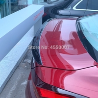 For New Nissan Altima Teana 2019 Rear Trunk Spoiler ABS Material Primer Color Car Tail Wing Decoration