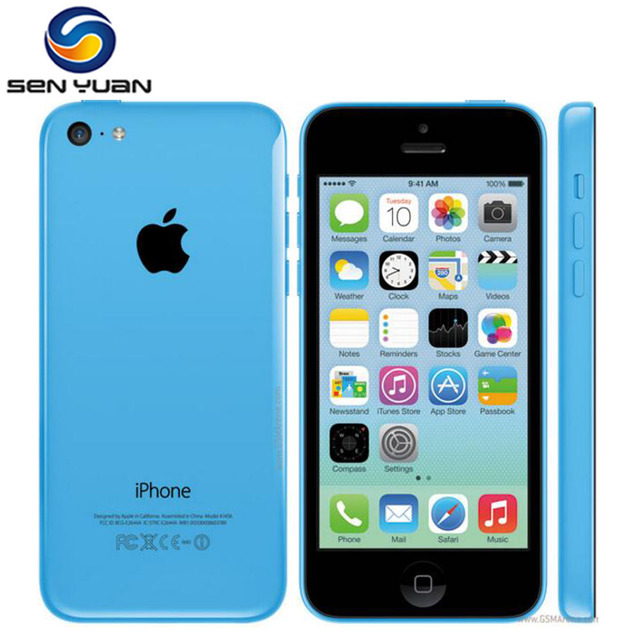 iphone 5c ios