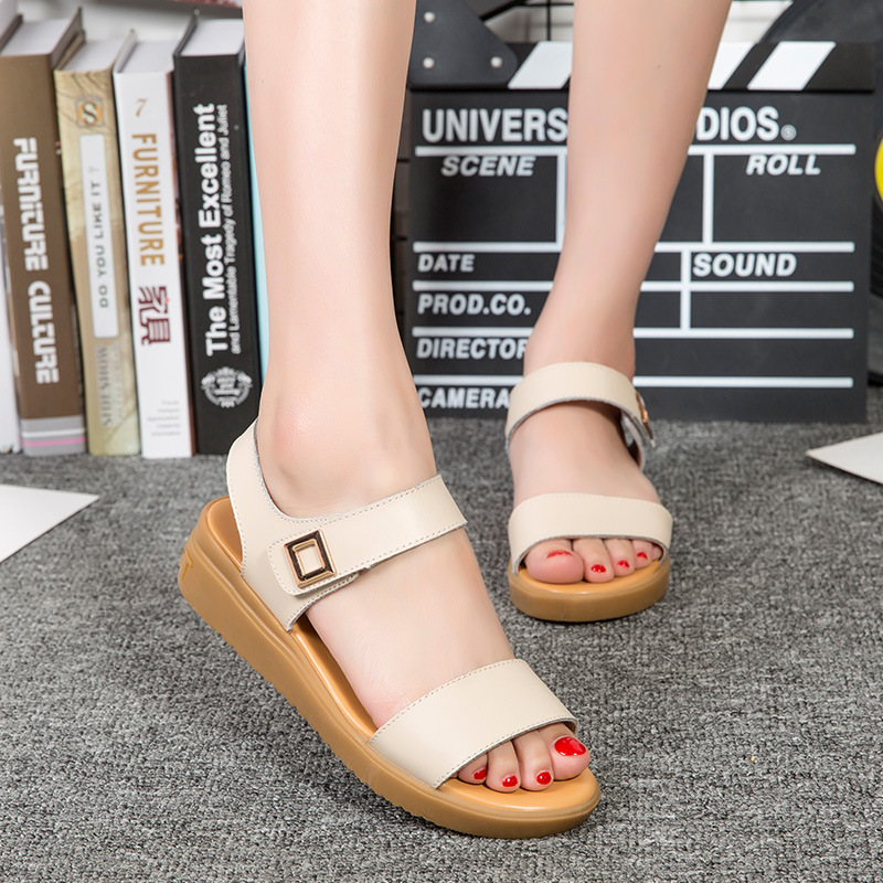 737 womens sandals summer new sandals womens leather hollow increased sandals ladies737 womens sandals summer new sandals womens leather hollow increased sandals ladies