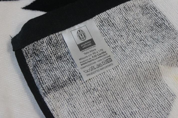 1pc 95*170cm Cotton juventus beach towel for adults toallas microfibra sport travel towel bathroom for Spa Fitness bath towel