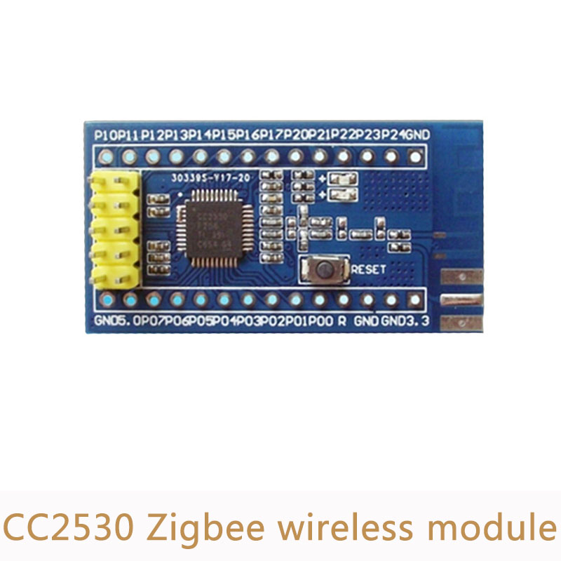 DC 5 V à 3.3 V CC2530 Sans Fil Module Sans Fil Zigbee Module IOT Core Carte PWR P10LED