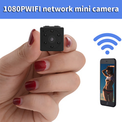 1080 P HD Wifi Netwerk Micro Camera Nacht Versie Mini Maat Camcorder 30mm diameter Ondersteuning 64G Video-opname Camera