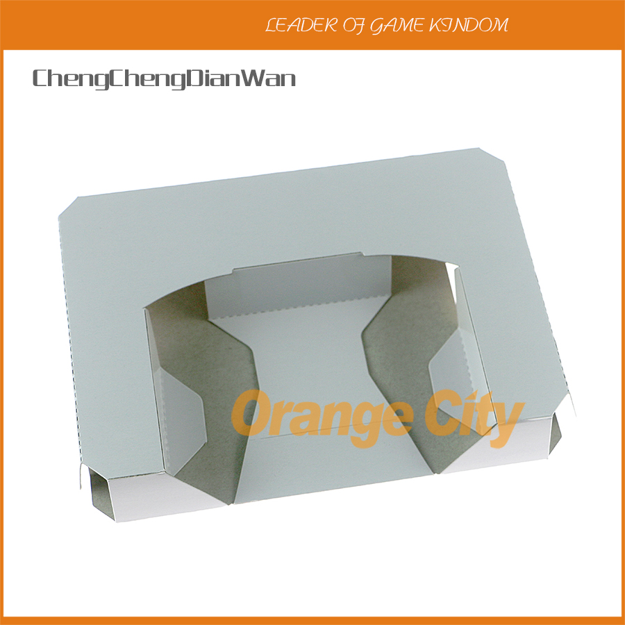 ChengChengDianWan For N64 Carton Replacement Inner Inlay Insert Tray for PAL NTSC for Nintend CIB Game