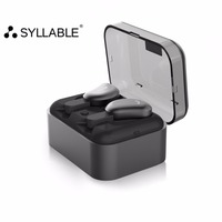 2018 SYLLABLE D9 TWS Bluetooth Earphones Wireless Stereo Earbud Waterproof Bluetooth Headset For Iphone And Samsung