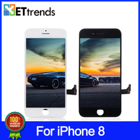 5PCS High Quality AAA LCD Screen For IPhone 8 LCD Screen Touch Digitizer Glass Screen Assembly