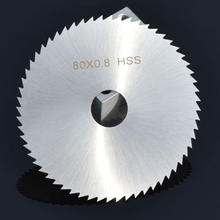 Мини-циркулярная пила Лезвие Диаметр 80 мм шпильки для волос, заколки-Скорость Сталь 72-зубы колесные диски 22 мм отверстие для дерева Алюминий режущего инструмента