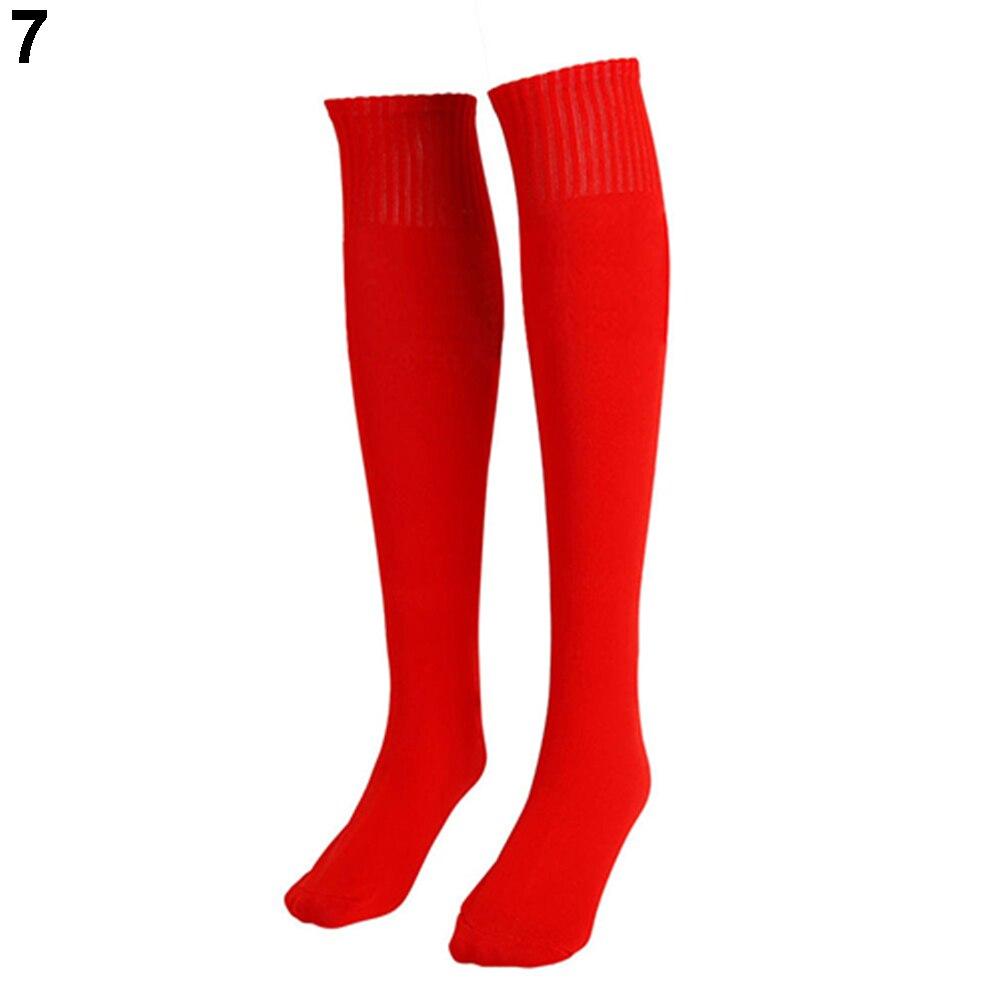 Galaxia de Lino School Uniform 1 Pair Football Socks Unisex Youth Soccer Hockey Rugby Knee High Size 4-6