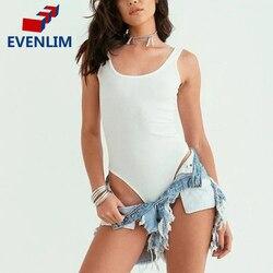 Evenlim hot sleeveless bodysuit women sexy black bodycon overalls streetwear summer elasticity cotton jumpsuit romper drt326.jpg 250x250