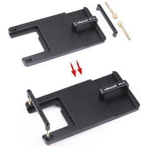 Image 3 - Adaptateur de plaque de montage pour interrupteur ULANZI PT 6 pour GoPro Hero 7 6 5 vers DJI Osmo Mobile Zhiyun lisse 4 Feiyutech Vimble 2 Moza