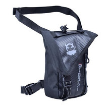 GHOST RACING Motorcycle Bags Waist Leg Bag High-capacity Knight Outdoor Travel Fanny Pack
