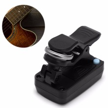 Universal LCD Clip-on Electronic Tuner For Guitar Chromatic Bass Violin Ukulele
