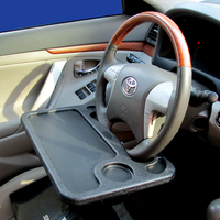Bn c03c car steering wheel table multi tray table laptop stand notebook computer desks vehicle dining.jpg 200x200