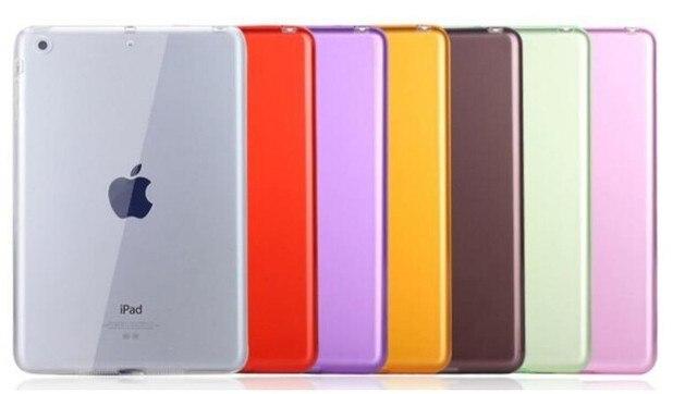 Case For iPad Mini 4 Mini4 Slim Anti-scratch Transparent Tablet Cover