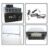 FMUSER FU-30A 30 Вт Профессиональные FM выходная мощность усилителя + exicter + DP100 1/2 Дипольная антенна + питание + кабели системы комплект