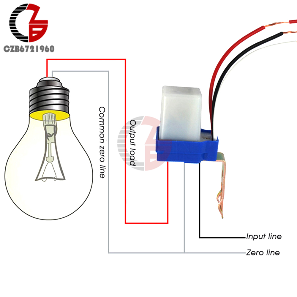 Top 8 Most Popular Photocell Light Switch Brands And Get Free Shipping A763
