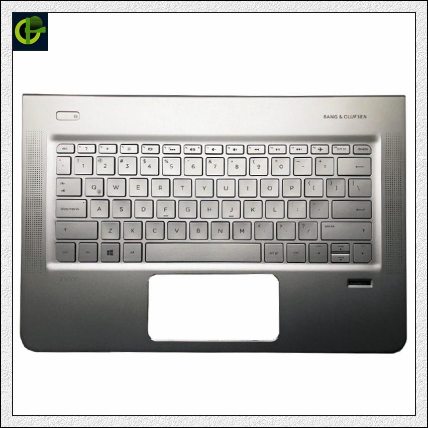 asus f401u клавиатура - English Backlit Keyboard with palmrest for HP ENVY 13 D 13-D023tu D024 d04 d010nr d061sa 13-D d102tu TPN-C120 US case cover