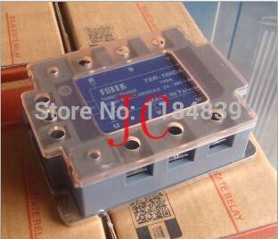 Three phase Solid state relay TSR-10DA  10A SSR  relay normally open single phase solid state relay ssr mgr 1 d48120 120a control dc ac 24 480v