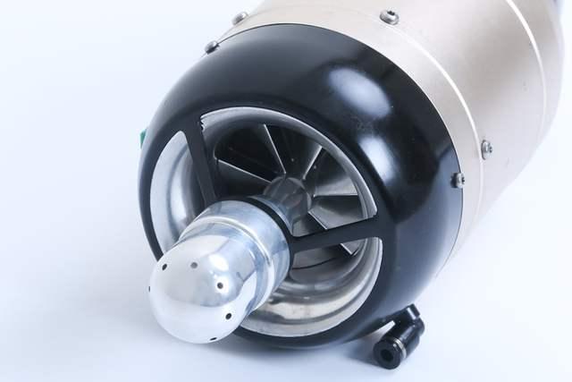 Sw6 12kg 14Kg Turbojet Thrust Aircraft Turbojet Engine 50000