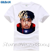 Custom Shirt Design Awesome Tee Shirts Xxxtentacion O Neck Short Sleeve Tall Mens T Shirt Men