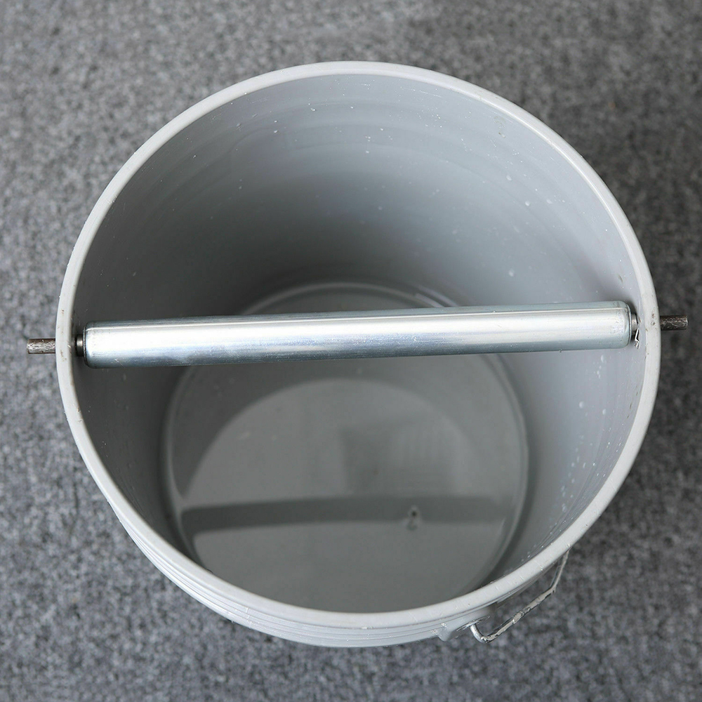 Mouse Catcher Cylinder Stick Stainless Steel Mice Rat Trap Roller Rodent Capture Catching Mouse Trap Bucket Spinning Roller
