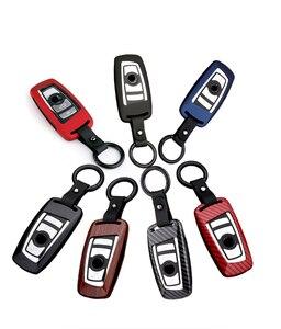 Image 3 - 새로운 아연 합금 자동차 원격 키 BMW 520 525 f30 f10 F18 118i 320i 1 3 5 7 시리즈 X3 X4 M3 M4 M5 E34 E36 E90 Keychain