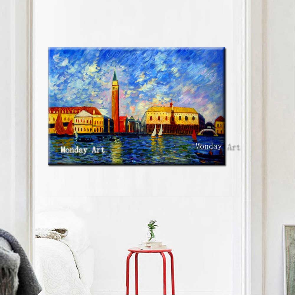 Hand-Painted-Abstract-Palette-Knife-Seascape-Canvas-Oil-Painting-Sea-House-Wall-Picture-Living-Room-Home (1)